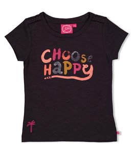 Jubel T-Shirt Whoopsie Daisy Antraciet