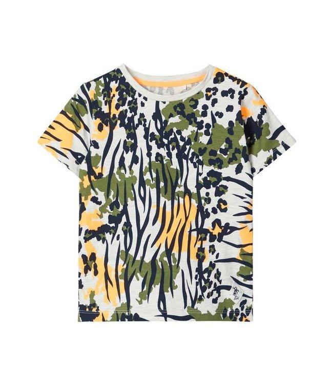 Name IT  Shirt Jax Grijs