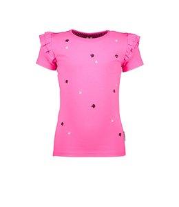 B.Nosy Shirt Neon Roze
