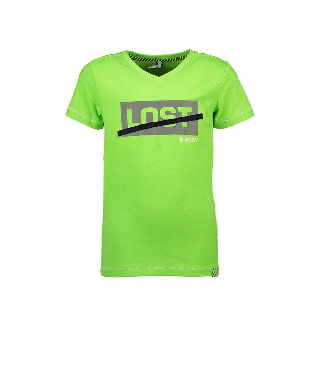 B.Nosy Shirt Lost