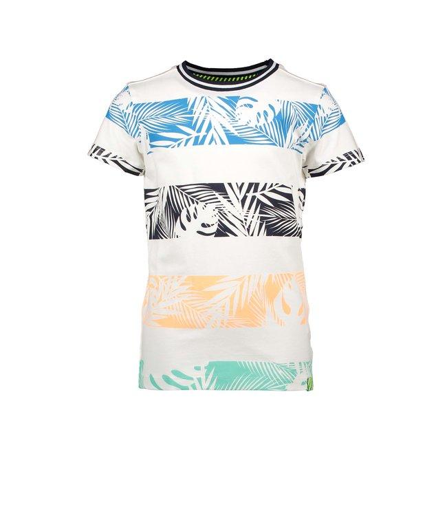 B.Nosy Shirt Palmbladeren