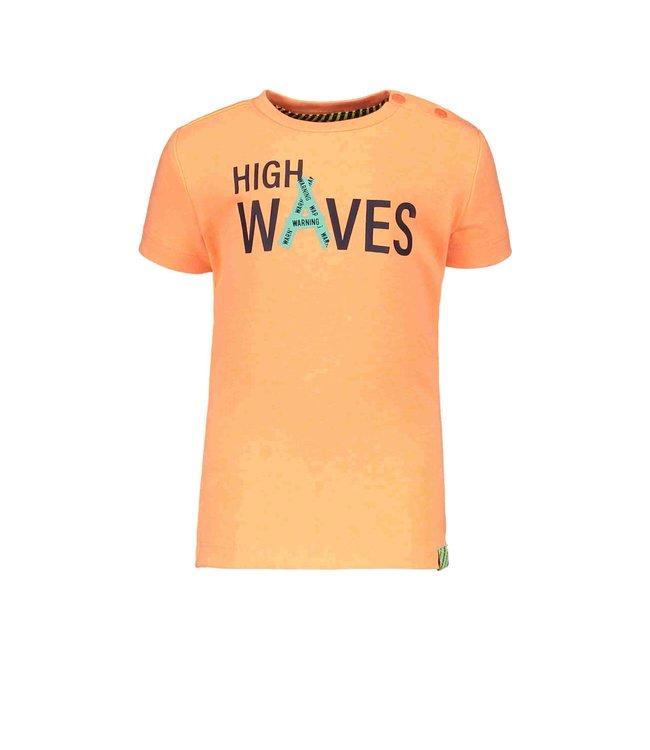 B.Nosy Shirt Neon Oranje