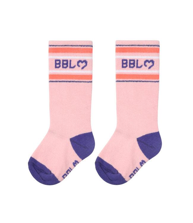 Beebielove Sokken Roze BBL