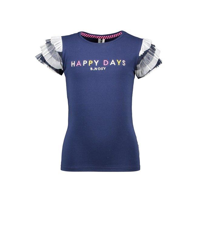 B.Nosy Shirt Happy Days