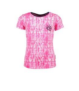 B.Nosy Shirt Tie Dye Roze
