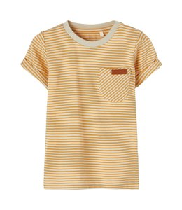 Name IT  Shirt Fipan Geel