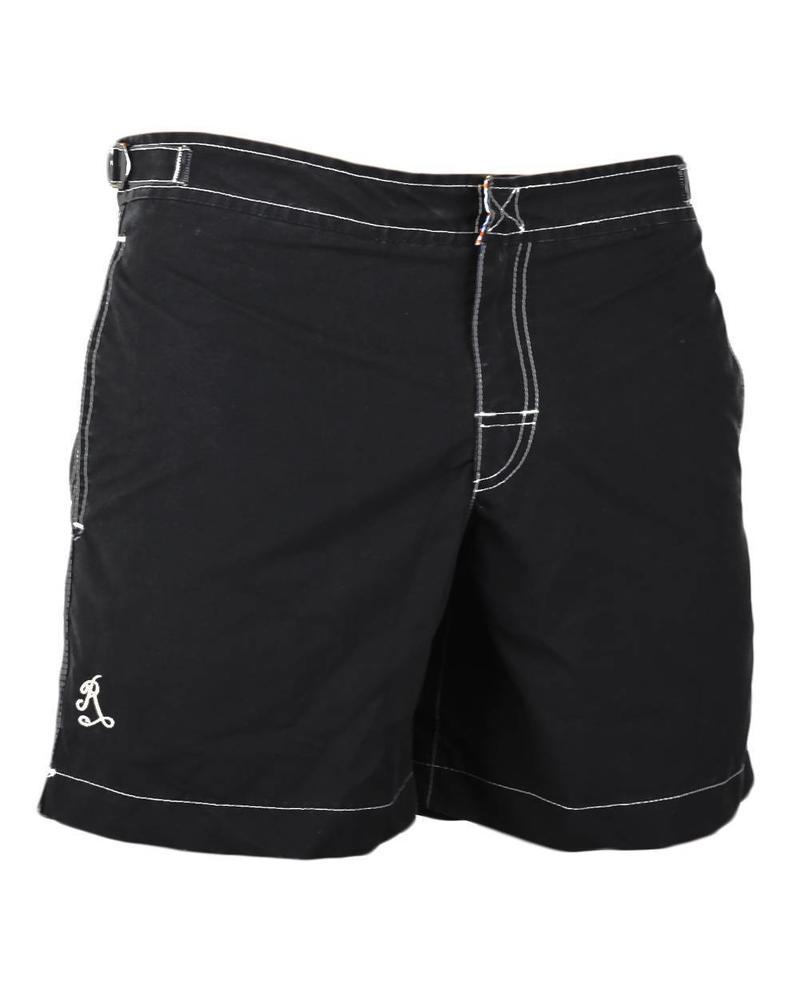 Cap Martinez strój kąpielowy bez gumki w talii   Czarny