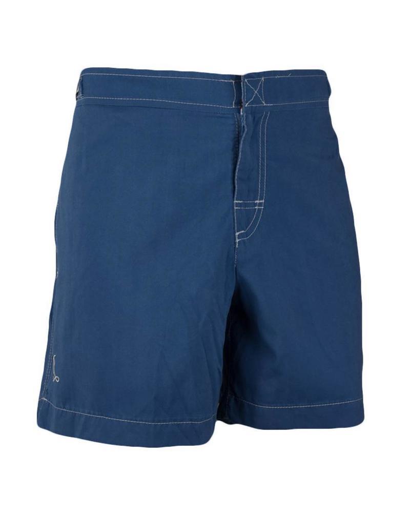 Cap Martinez spodenki bez gumki w talii | Niebieski
