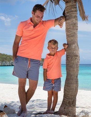 Karaibska kolekcja Ojciec &Syn