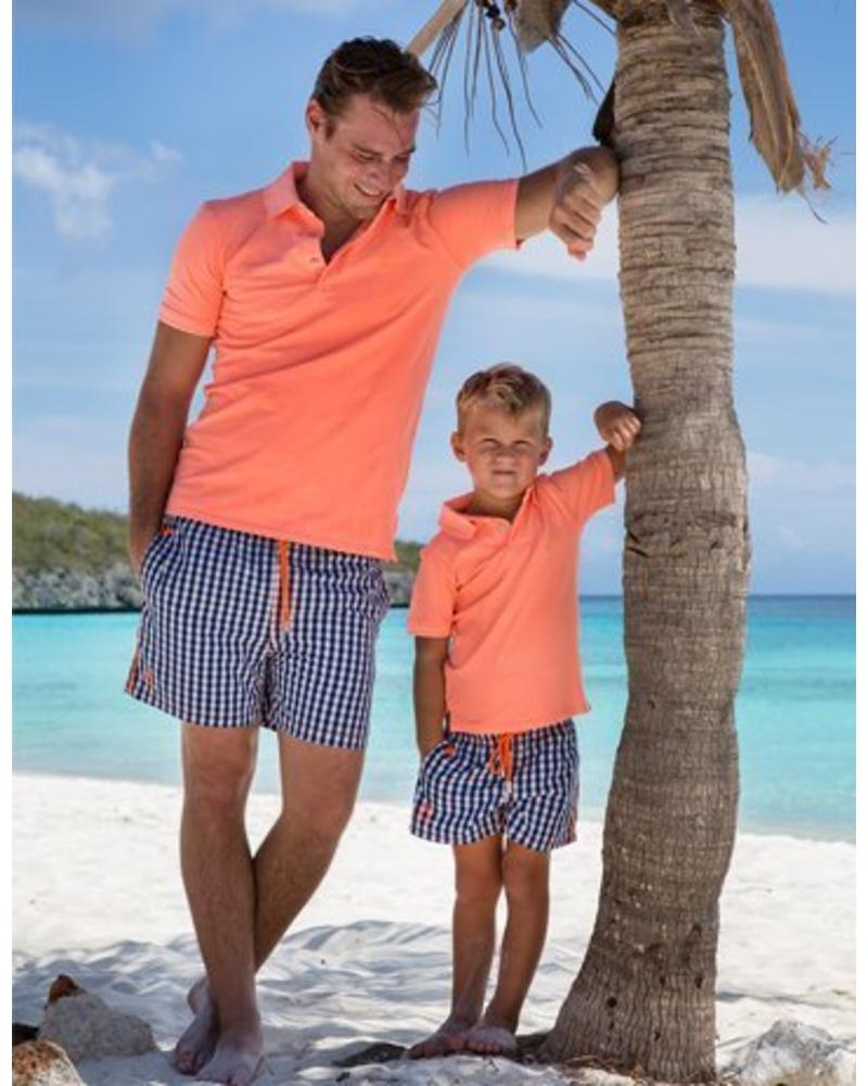 Caribbean father / son style