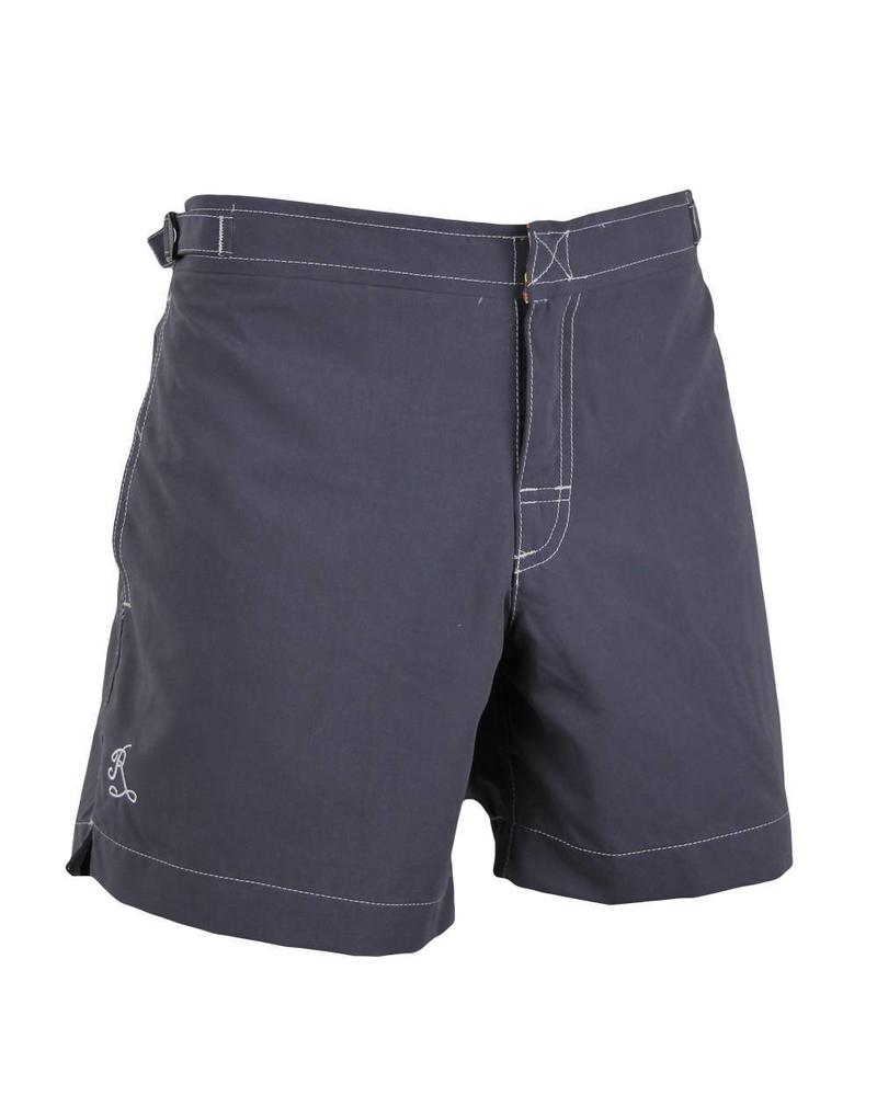 Ibiza strój kąpielowy bez gumki w talii    Szary