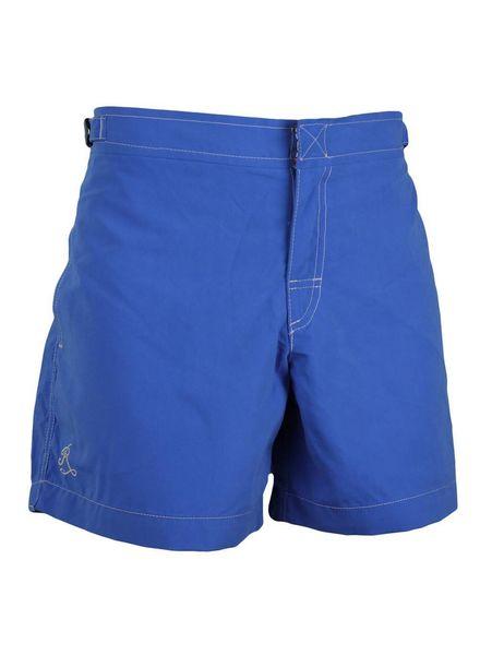 Ibiza strój kąpielowy bez gumki w talii |  Błękit kobaltowy