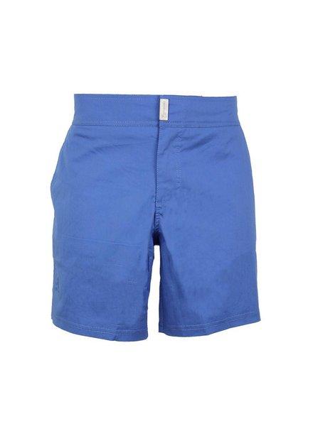 Jarvis strój kąpielowy bez gumki w talii | Błękit kobaltowy