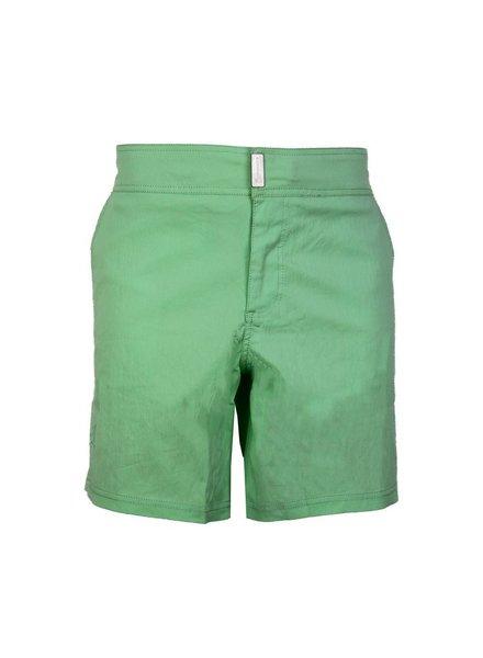 Jarvis strój kąpielowy bez gumki w talii | Zielony
