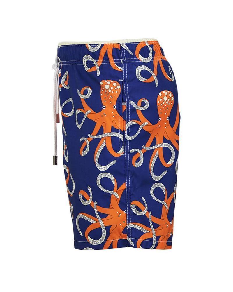Octopussy Szorty   Kid's  Mocny niebieski