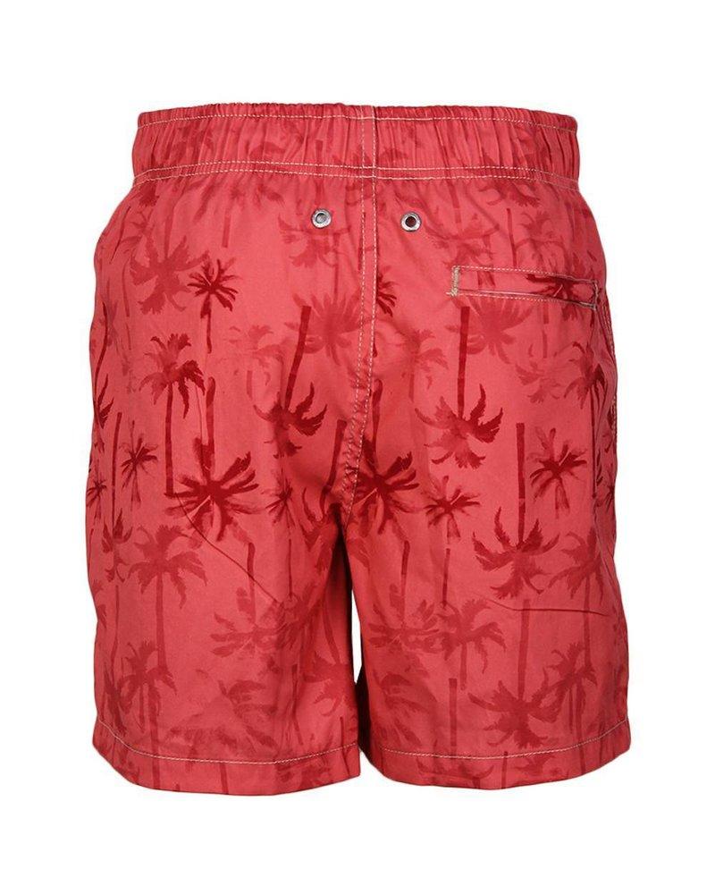 Palm Beach Szorty   Koral Czerwony