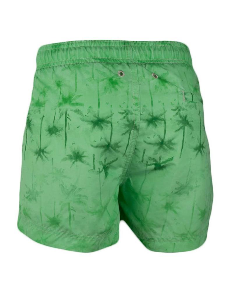 Palm Beach Szorty| Chlopcy Zielony