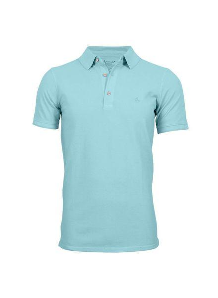 South Beach koszulka polo dla mężczyzn Lapis