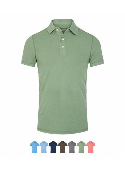 South Beach Polo | dark colours