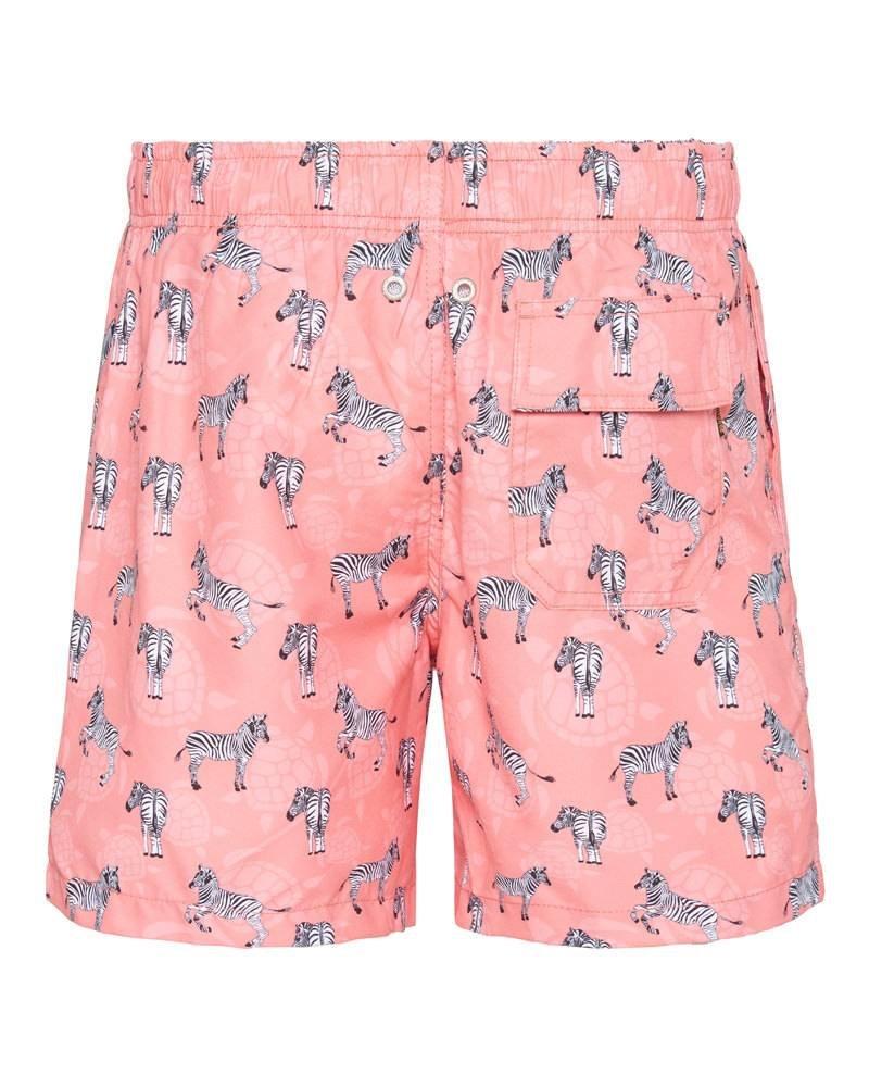 Zebra Swim shorts
