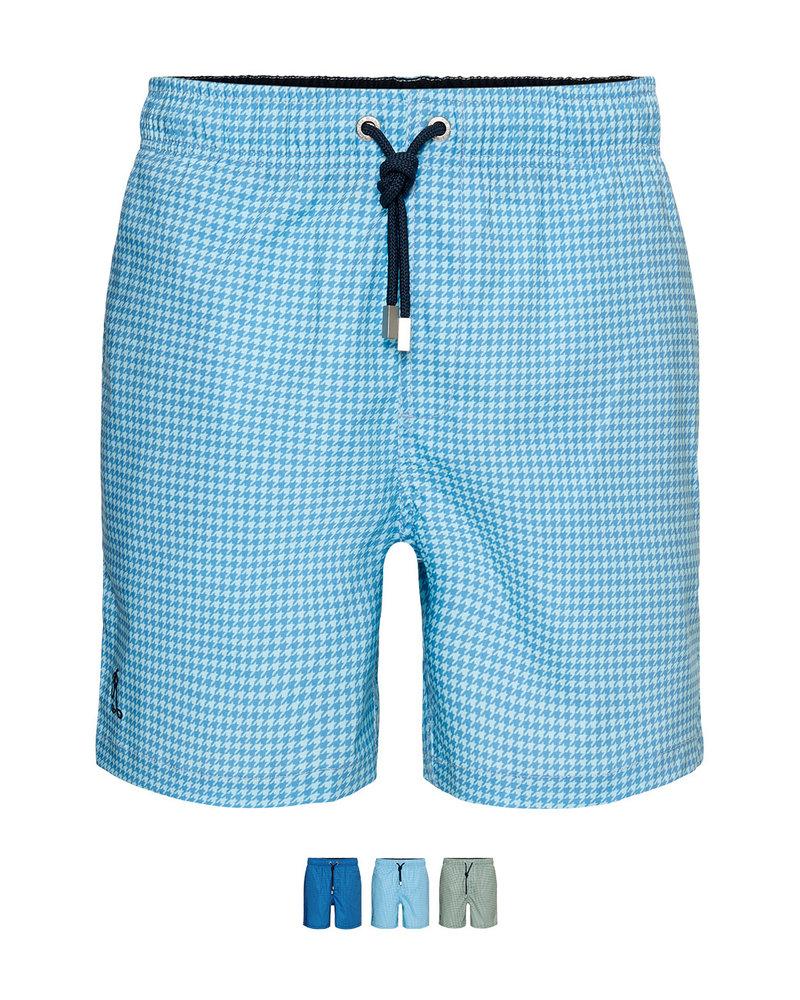 Pied de Poule Swim Short