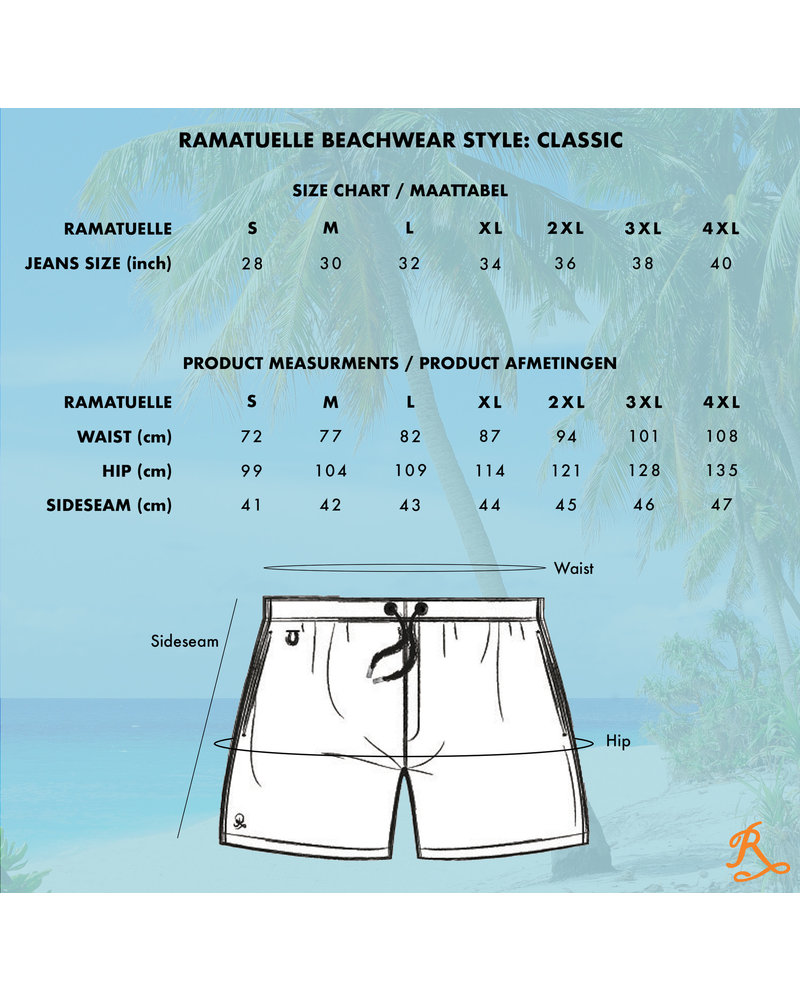 Bounty Swim Short