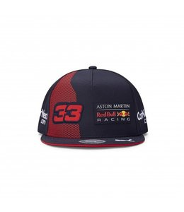 Red Bull Racing 2020 Driver Kids Flatbrim Cap