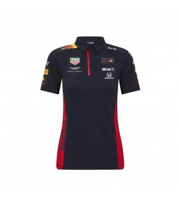 Red Bull Racing 2020 Team Polo Shirt Women