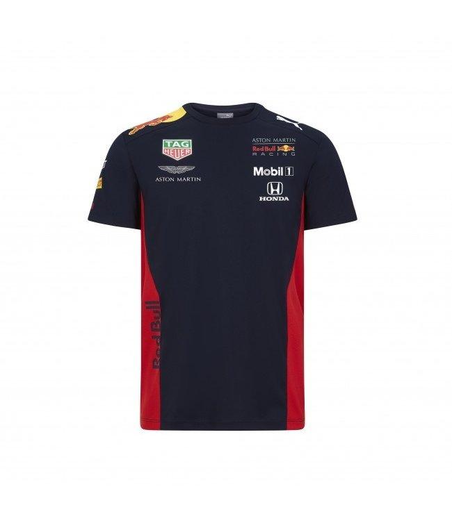 Red Bull Racing Team T Shirt Kinderen Collectie 2020