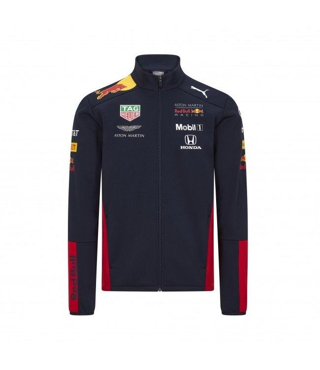 Red Bull Racing 2020 Team Softshell Heren