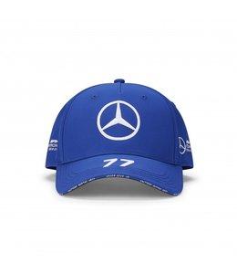 Mercedes AMG F1 2020 Valtteri Bottas Driver Cap Blue Adult