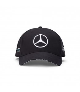 Mercedes AMG F1 2020 Team Baseball Cap Black Adult