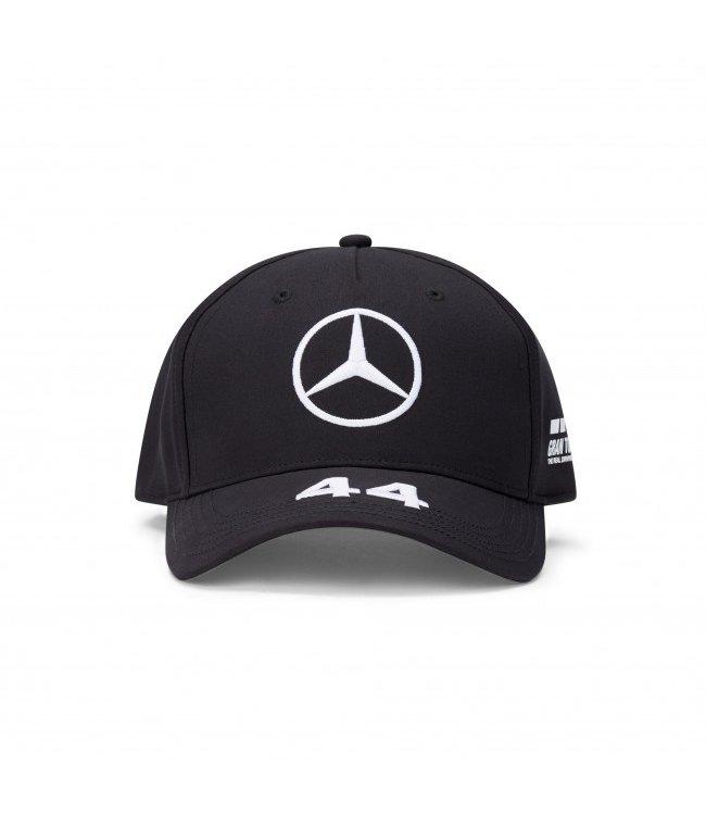 Mercedes AMG F1 Lewis Hamilton Driver Cap Black Kids Collection 2020