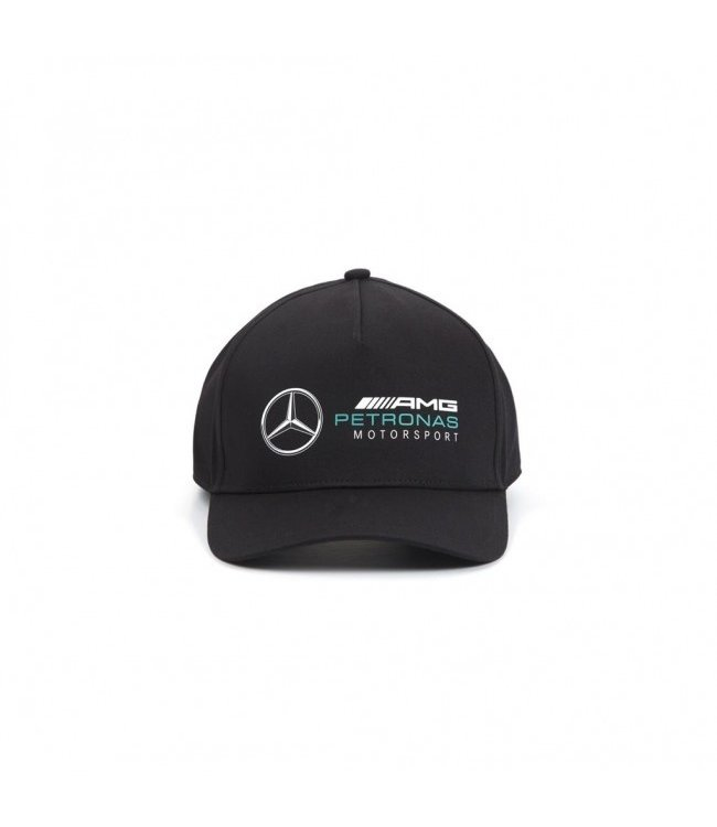 Mercedes AMG F1 Racer Baseball Cap Black Kids Collection 2020 - Copy