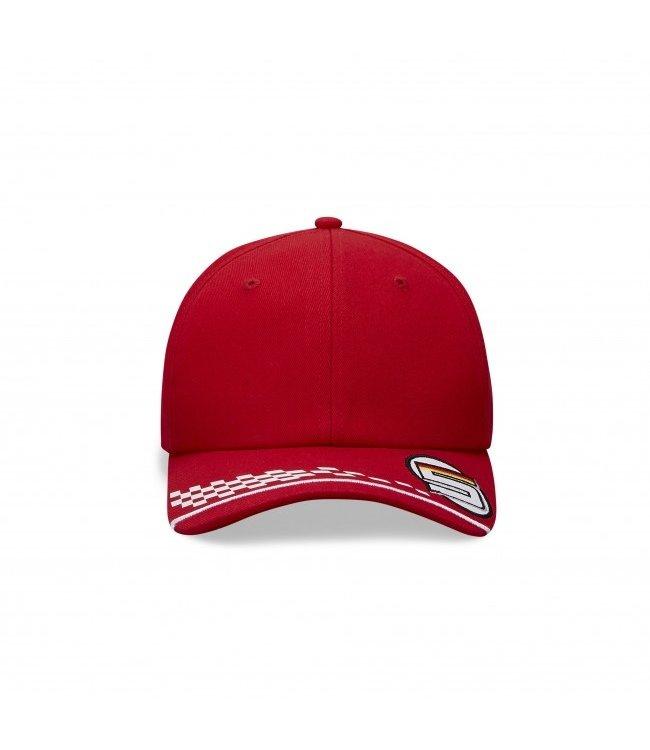 Ferrari F1 Sebastian Vettel Driver Baseball Cap Kids Collectie 2020
