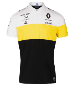 Renault Formula 1 2020 Adult Team Polo