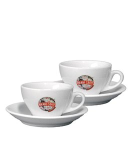 Bravi Caffè Italiaanse Cappuccinokopjes 2 stuks