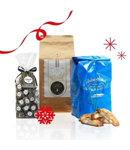 Caffè Coronel Kerstpakket Koffieliefhebber