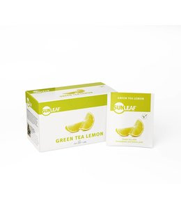 Sunleaf Originals Sunleaf Originals Green Tea Lemon