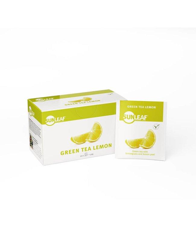Sunleaf Originals Sunleaf Originals Green Tea Lemon