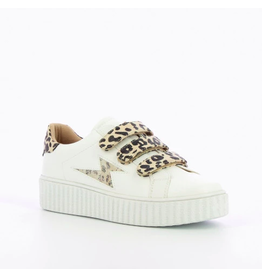 SNEAKERS LEOPARD WHITE