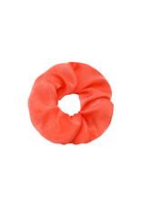 SCRUNCHIE SATIN ORANGE