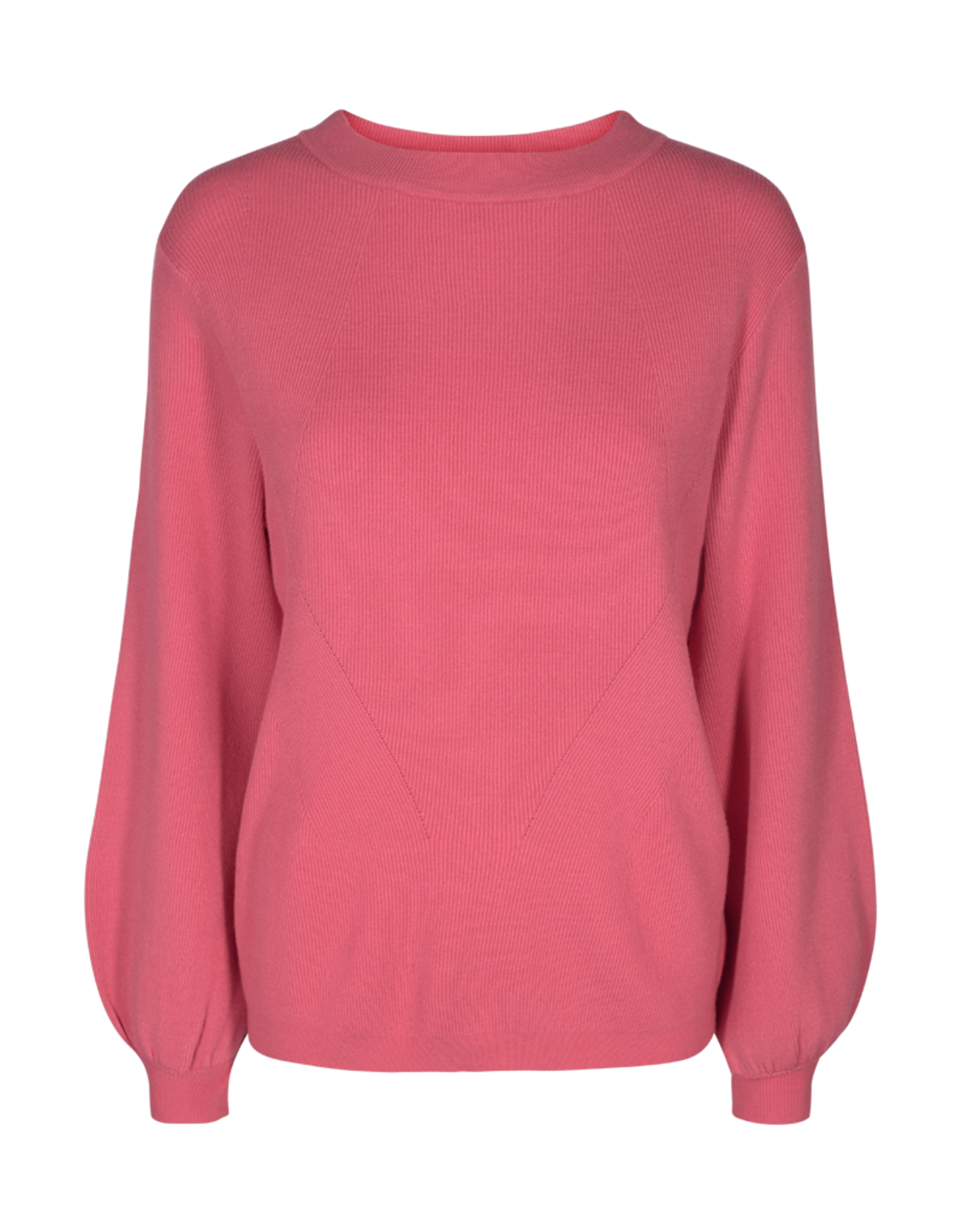 SOFT BALLOON PULLOVER PINK