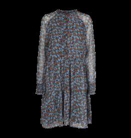 UMA DRESS BLUE MIX