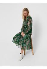 RUFUS LONG DRESS GREEN