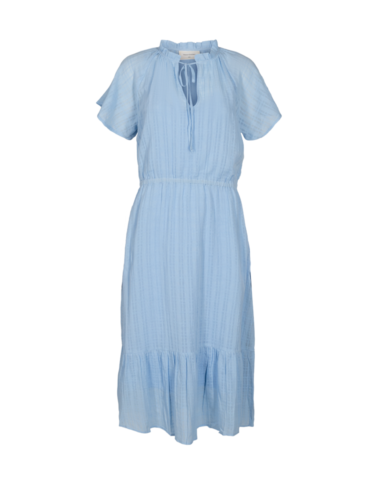 ZABA DRESS BLUE