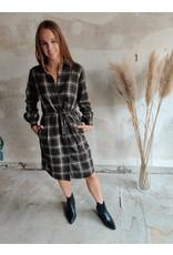 SIENNA SHIRT DRESS BLACK