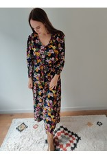 MELVIN FLORAL DRESS