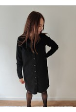 SANSA DRESS BLACK