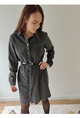SANSA DRESS GREY